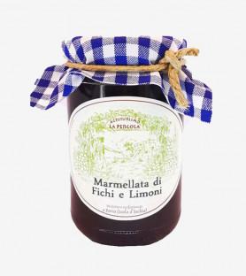 Jam of Figs and Lemons 360 gr
